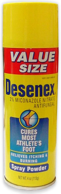 Desenex Athlete's Foot Spray Diversion Safe Can