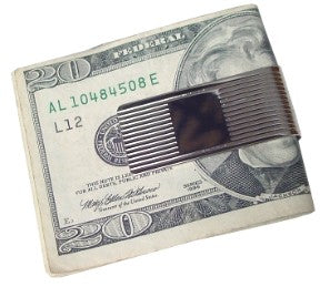 Designer Money Clip