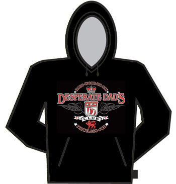 Desperate Dads Club Hoodie