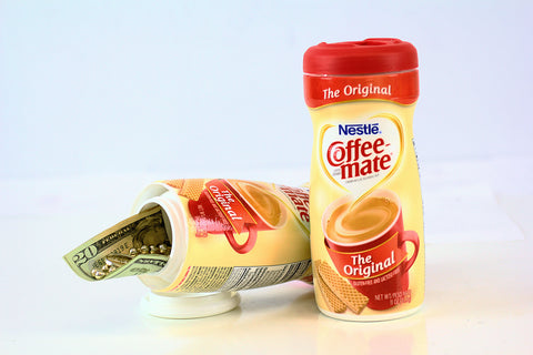 Liquid Creamer 'The Original' Coffee-mate Diversion safe