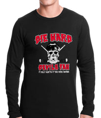 Die Hard Devils Fan Hockey Thermal Shirt