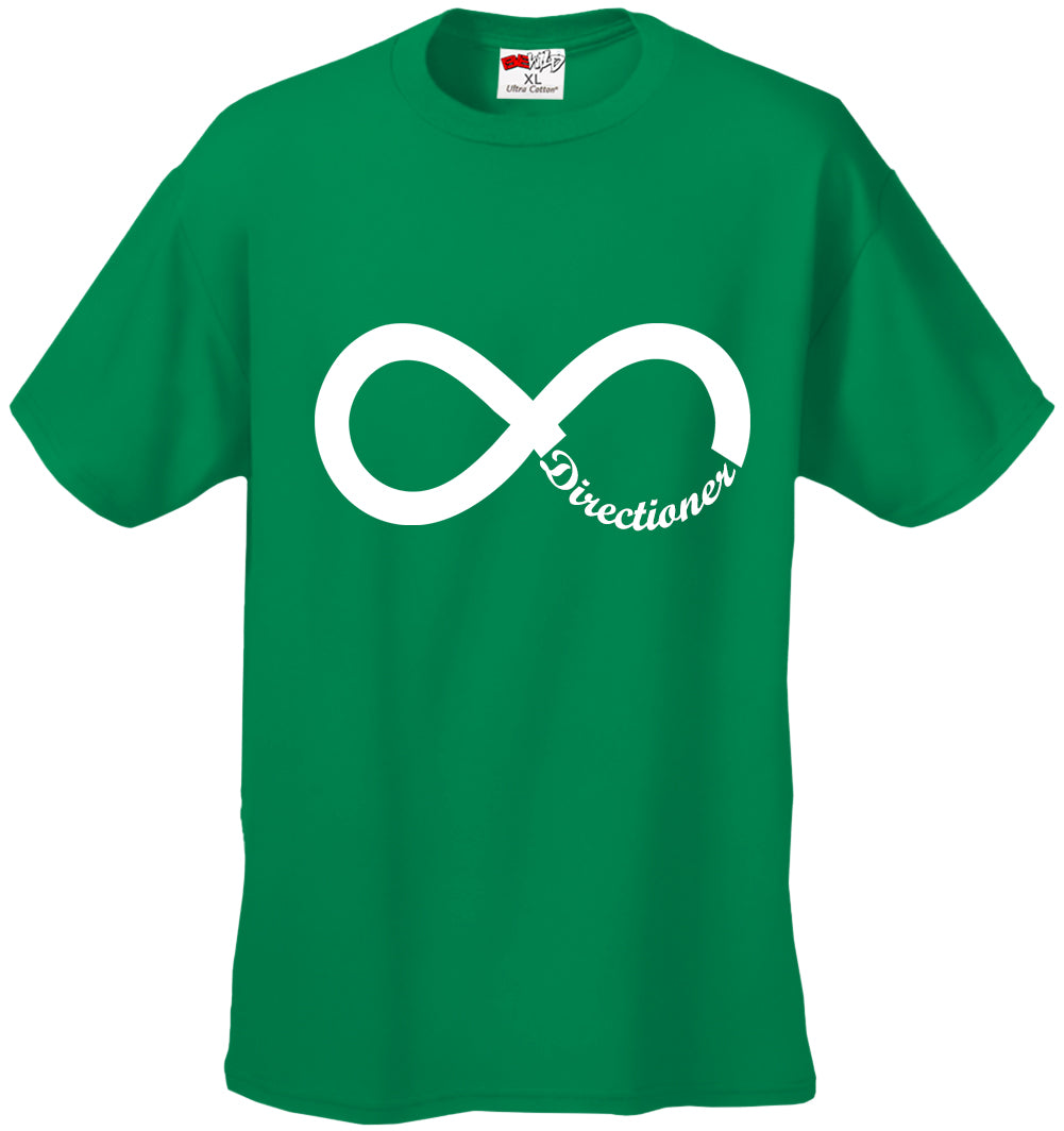 Directioner Forever Infinity Men's T-Shirt