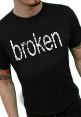Distressed Broken T-Shirt