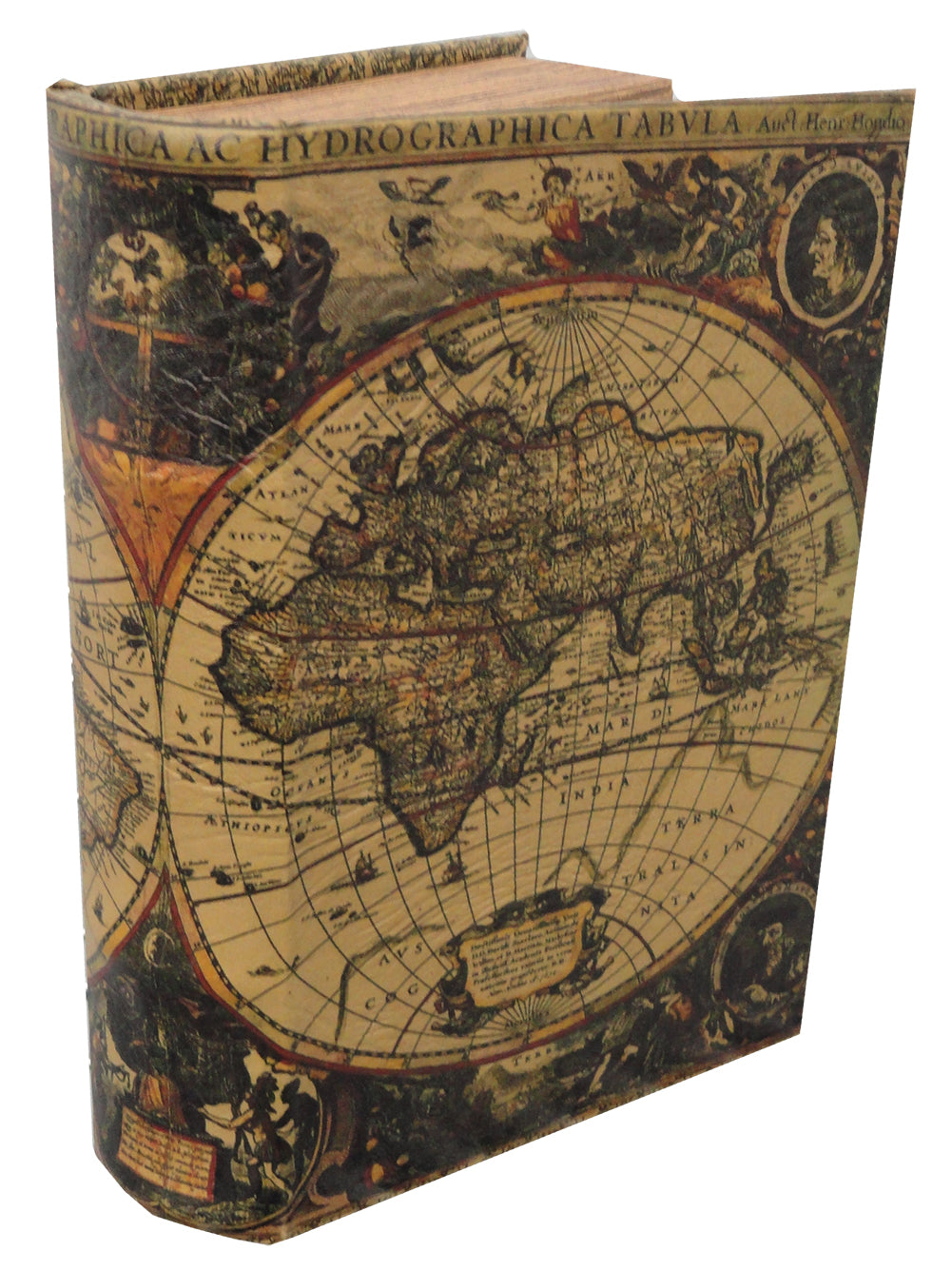 Diversion Safe - Atlas Book Safe (Small)