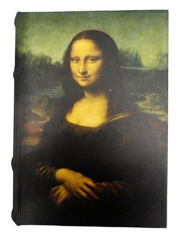 Diversion Safe - Mona Lisa Book Safe (Small)