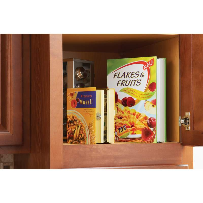 Diversion Safe - Muesli Cereal Box Locking Diversion Safe