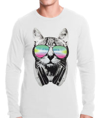 DJ Cat Thermal Shirt