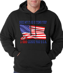 Does My Flag Offend You? Hoodie