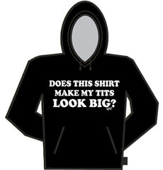 Does This T-Shirt Hoodie