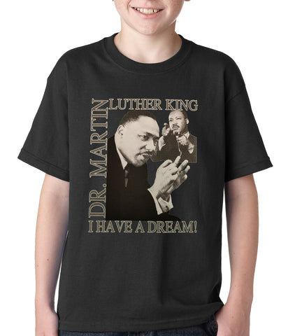 "Dr. Martin Luther King Jr. ""I Have a Dream"" Kids T-shirt"