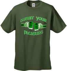 Dublin' Your Pleasure Men's T-Shirt