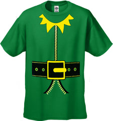 Elf T-Shirt - Men's Elf T-Shirt (Kelly Green)