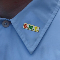 EMT Badge Lapel Pin