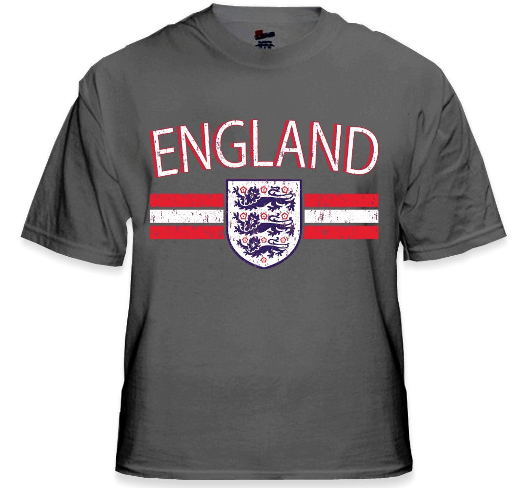 England Vintage Shield International Mens T-Shirt