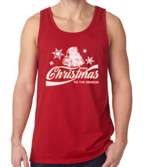 Enjoy Christmas Tis The Season Tank Top