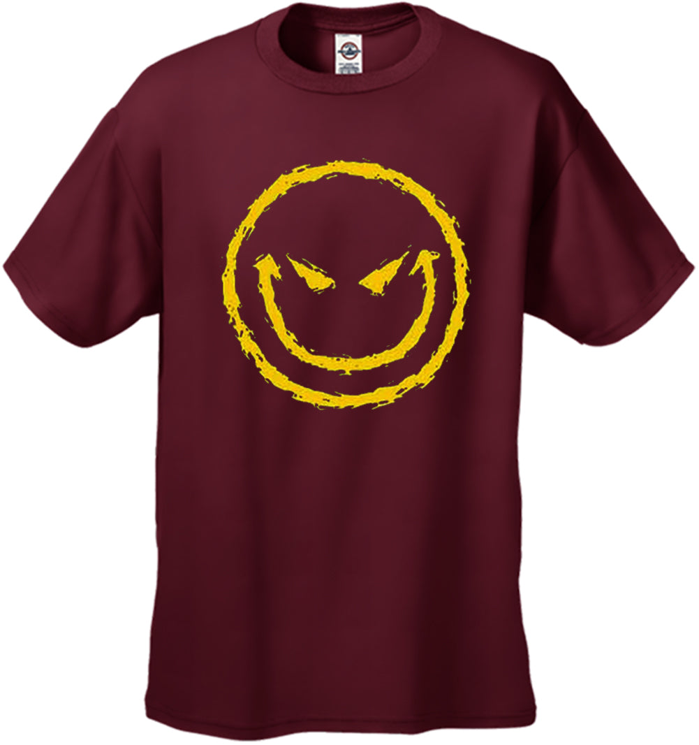 Evil Smiley Men's T-Shirt