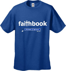 Faithbook Men's T-Shirt
