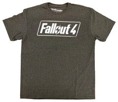 Fallout 4 Pip-Boy Logo Mens T-shirt
