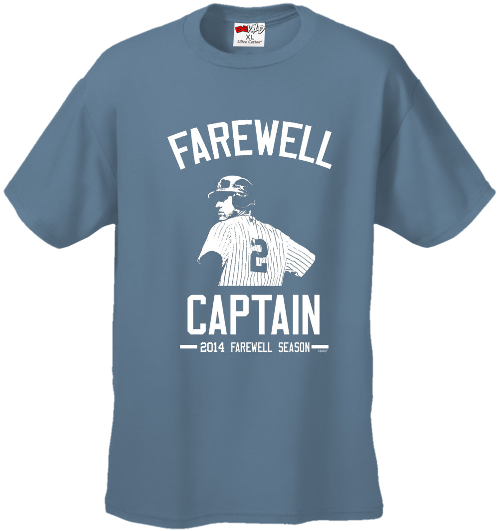 Farewell Captain Jeter Last Season Men's T-Shirt