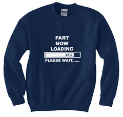 Fart Loading Crewneck Sweatshirt