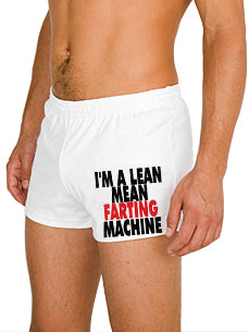 Farting Machine Boxer Shorts