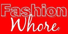 Fashion Whore Girls T-Shirt