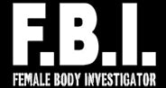 Female Body Investigator T-Shirt