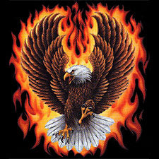 Fire Eagle T-Shirt