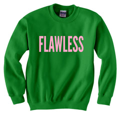 Flawless Crew Neck Sweatshirt