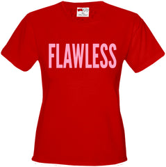 Flawless Girl's T-shirt