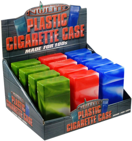 Flip Top Cigarette Strong Box  For 100's Only (Box of 12)