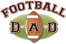 Football Dad T-Shirt