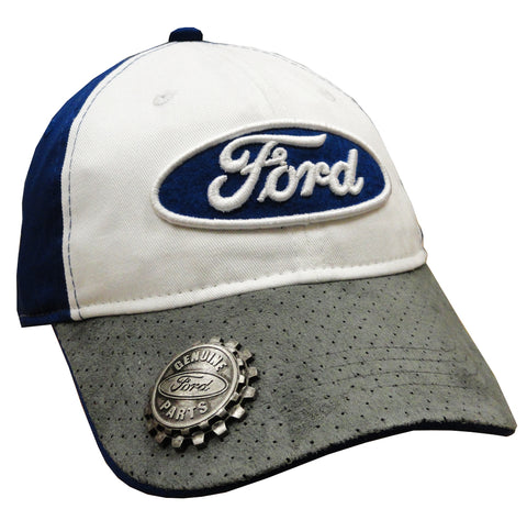 "Ford ""Classic"" Bottle Opener Snapback Hat"