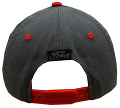 "Ford ""Mustang"" Vintage Snapback Hat"