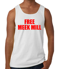 Free Meek Mill Hip Hop Tank Top
