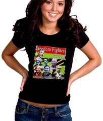 Freedom Fighter Girl's T-Shirt