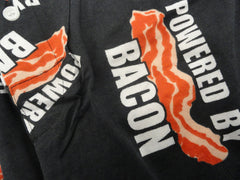 Fun Boxers - Powered By Bacon Funny Boxer Shorts