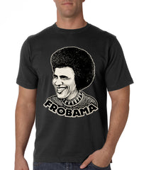 Funny Obama t shirts - Frobama Men's T-Shirt