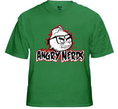 Funny Shirts - Angry Nerds Men's T-Shirt