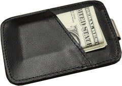Genuine Leather Cash Clip Wallet
