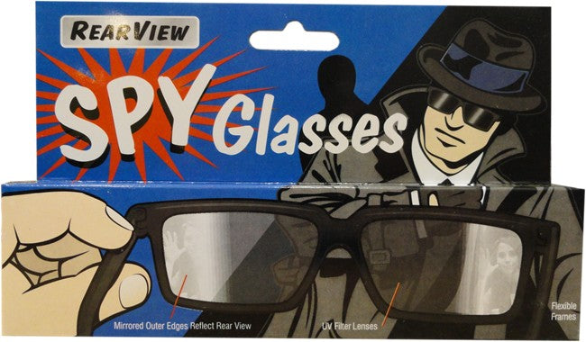 Genuine Spy Sunglasses with Rearview Vision