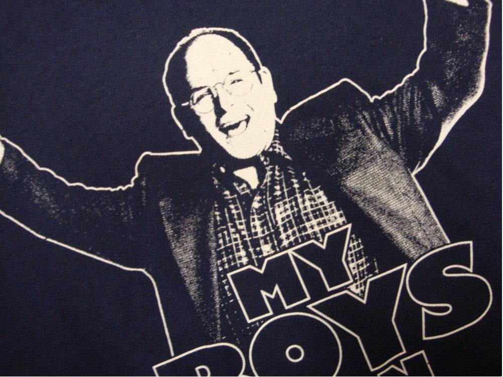 "George Costanza ""My Boys Can Swim!"" T-Shirt"
