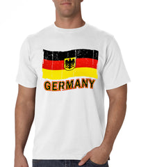 Germany Vintage Flag Men's T-Shirt