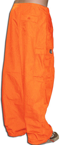 Ghast Cargo Drawstring Pants (Orange)