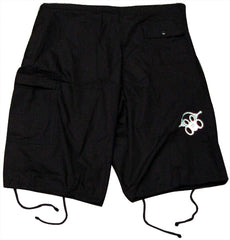 Ghast Cargo Shorts (Black)