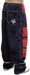 Ghast Hi-Tech Contrast Pants (Black/Red)