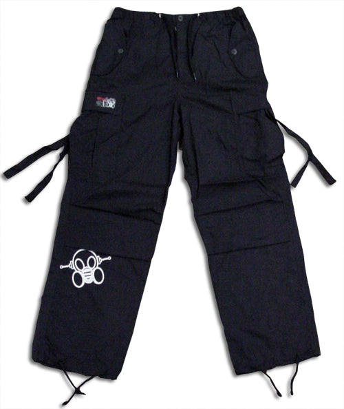 Ghast Kids Raver Dance Pants (Black)