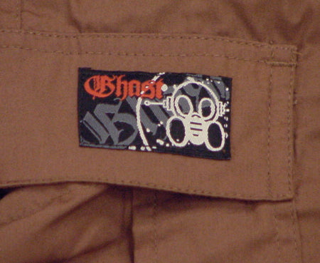 Ghast Kids Raver Dance Pants (Brown)