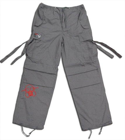 Ghast Kids Raver Dance Pants (Charcoal)
