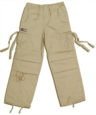 Ghast Kids Raver Dance Pants (Khaki)